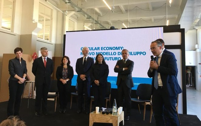 A new boost to the Italian Circular Economy: the launch of CE Lab